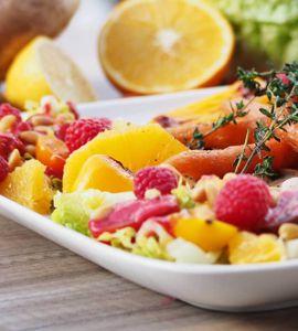 Dieta vegetariana e vegana Napoli